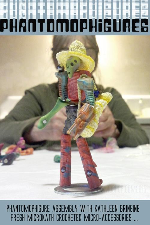 Phantomoshop custom figures and toys ©2017
