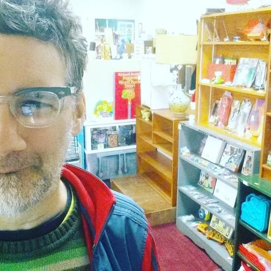 #phantomoshop #phantomoshopblog #phantomotoi #foxlakecountryantiquelmall - Booth of AWESOME collector toys from all over the world!