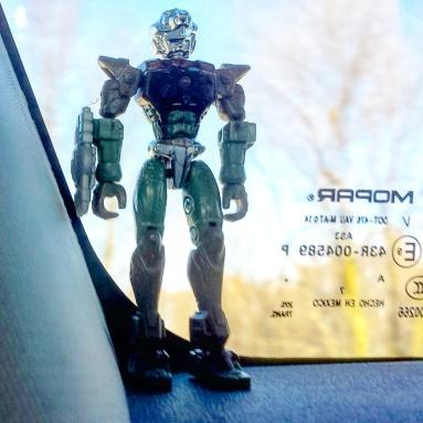 Micro-companion is stoked for the Chazen! #phantomoshopblog #phantomoshop #phantomotoi #phanomophigures