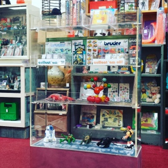 Phantomotoi - Booth of AWESOME Collector Play from Around the World - Fox Lake Country Antique Mall in Oconomowoc, WI