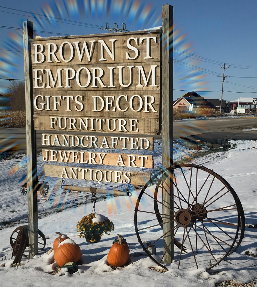 Where holiday gift-giving is every day of the year, Brown Street Emporium in Oconomowoc, Wisconsin!